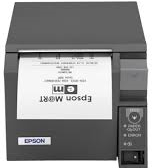 Epson TM70 Front Load Thermal Receipt Printer Image
